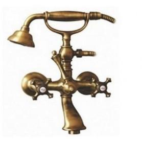 Смеситель для ванны Migliore Prestige 702 (бронза) -