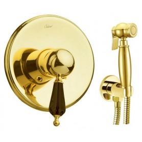 Гигиенический набор в цвете золото Boheme Tradizionale Nero 255, 405