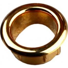 Переливное кольцо для раковины 002 цвет золото ➦ Vanna-retro.ru