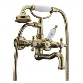 Смеситель для ванны Boheme Medici Presente 313 (бронза)