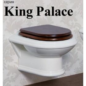 Унитаз подвесной Cezares King Palace CZR-163-TH