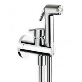 Смеситель с гигиеническим душем Cristina PD67651 ➦ Vanna-retro.ru