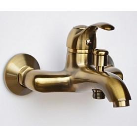 Смеситель для ванны Magliezza Luce 50129-br бронза ➦ Vanna-retro.ru