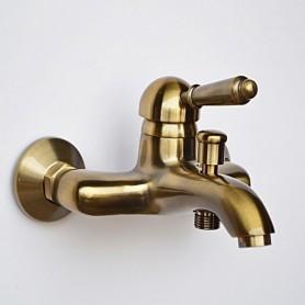Смеситель для ванны Magliezza Collana 50130-br бронза ➦ Vanna-retro.ru