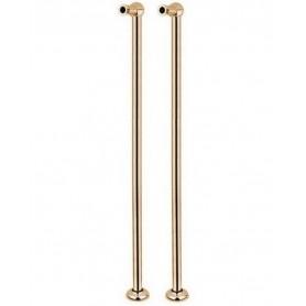Колонны для напольного смесителя Magliezza 938-do золото ➦ Vanna-retro.ru