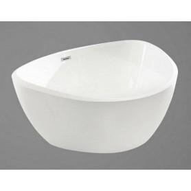 Ванна акриловая отдельно стоящая Belbagno BB47 150х125