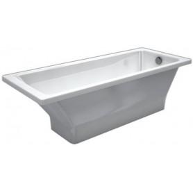Ванна из натурального мрамора Esse Jamaica 170x69 цвет белый