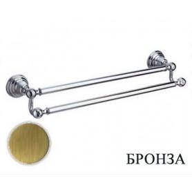 Полотенцедержатель 40 см Bagno & Associati Canova CA21692 бронза ➦ Vanna-retro.ru