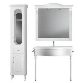 Мебель для ванной Белюкс Каталония Отель 105 цвет белый