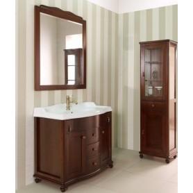 Мебель для ванной Belbagno Alberto 100 цвет орех