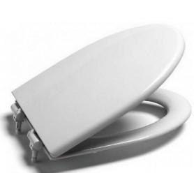 Сидение с крышкой для унитаза Roca America с микролифтом 801492004 ➦ Vanna-retro.ru