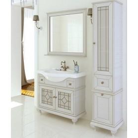 Мебель для ванной Акватон Беатриче 105 ➦ Vanna-retro.ru