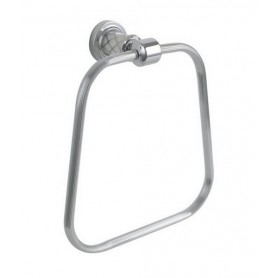 Плотенцедержатель кольцо Bogeme Murano 10905WCR хром ➦