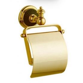 Бумагодержатель Bogeme Palazzo Nero 10151 золото/чёрный ➦ Vanna-retro.ru