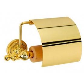 Бумагодержатель Bogeme Imperiale, 10401, цвет: золото ➦ Vanna-retro.ru