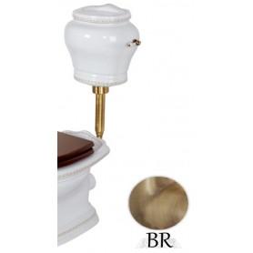 Комплект механизмов для низкого бочка с ручкой смыва Migliore Milady (бронза) ➦