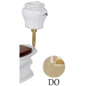 Комплект механизмов для низкого бочка с ручкой смыва Migliore Milady (золото) ➦