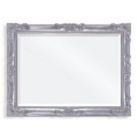 Зеркало прямоугольное Migliore 70.504 (цвет серебро) ➦ Vanna-retro.ru