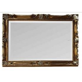 Зеркало прямоугольное Migliore 70.504 (цвет бронза) ➦ Vanna-retro.ru