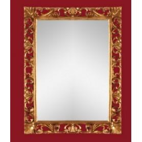 Зеркало прямоугольное Migliore 70.708 (цвет бронза) ➦ Vanna-retro.ru