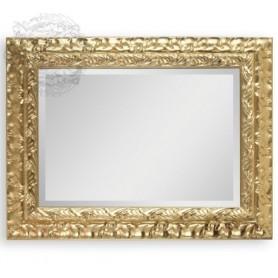 Зеркало прямоугольное Migliore 70.902 (цвет золото) ➦ Vanna-retro.ru