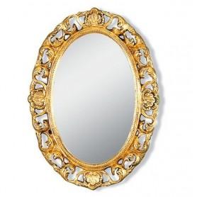 Зеркало овальное Migliore 70.703 (цвет золото) ➦ Vanna-retro.ru