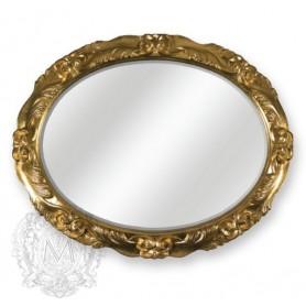 Зеркало овальное Migliore 70.781 (цвет бронза) ➦ Vanna-retro.ru