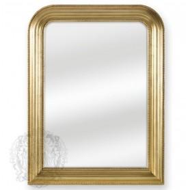 Зеркало прямоугольное Migliore 70.726 (цвет золото) -