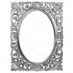 Зеркало ажурное Migliore 70.721 (цвет серебро)
