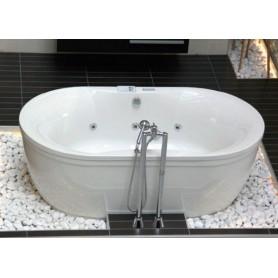 Акриловая ванна с гидромассажем Kolpa San Gloriana (Optima)