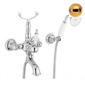 Смеситель для ванны Migliore Oxford 6302 золото