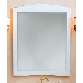 Зеркало La Beaute Brigitte SPEC90110LBL (белый глянец) ➦ Vanna-retro.ru