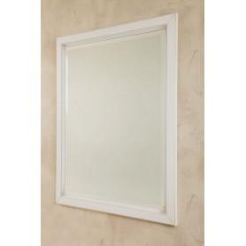 Зеркало La Beaute Vivien SPEC164LBP (белый с патиной матовый) ➦ Vanna-retro.ru
