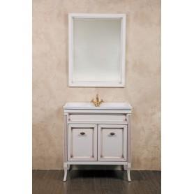 Мебель для ванной La Beaute Vivien BVI70P.AVP (слоновая кость с патиной)