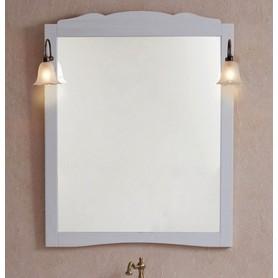 Зеркало La Beaute Marian SPEC90110LBL (белый глянец)