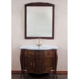 Мебель для ванной La Beaute Marian BMA102N.BR (орех матовый)