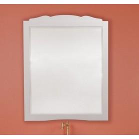 Зеркало La Beaute Nora SPEC90110LBL (белый глянец) ➦ Vanna-retro.ru
