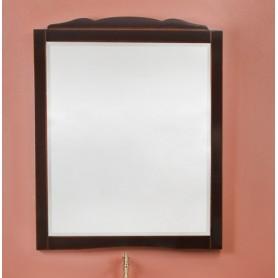 Зеркало La Beaute Nora SPEC90110MOK (темное дерево глянец) ➦ Vanna-retro.ru