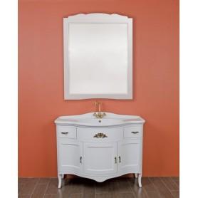 Мебель для ванной La Beaute Nora BNO102LBO (белый матовый) ➦ Vanna-retro.ru