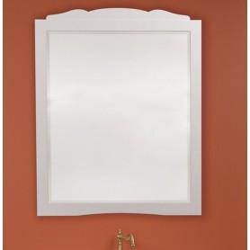 Зеркало La Beaute Sabrina SPEC90110LBO (белый матовый)