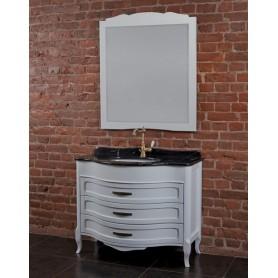 Мебель для ванной La Beaute Joanna M BJO102LBO.M. (белый матовый)