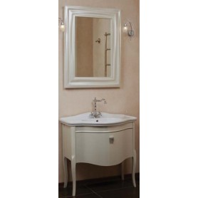Мебель для ванной La Beaute Nicole BNI83LMBL (перламутр бежевый глянец)
