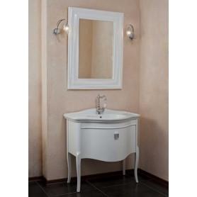 Мебель для ванной La Beaute Nicole BNI83LBO (белый матовый) ➦ Vanna-retro.ru