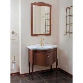 Мебель для ванной La Beaute Nicole BNI83N (орех матовый) ➦ Vanna-retro.ru