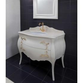 Мебель для ванной La Beaute Holly BHO116LMBL (перламутр бежевый глянец) ➦