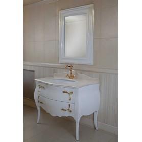 Мебель для ванной La Beaute Holly BHO116LBL (белый глянец) ➦ Vanna-retro.ru