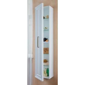 Шкаф-колона подвесная La Beaute Cornelia CCO.REV.LBO (белый матовый)