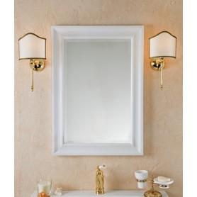 Зеркало La Beaute Cornelia SPEC85LBO (белый матовый) ➦ Vanna-retro.ru
