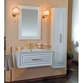 Мебель для ванной La Beaute Cornelia BCO85LBO (белый матовый) ➦ Vanna-retro.ru