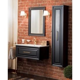 Мебель для ванной La Beaute Cornelia BCO100LNO (черный матовый) ➦ Vanna-retro.ru